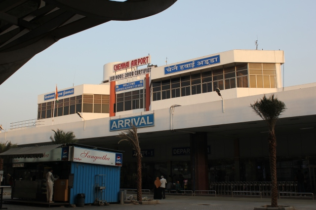 travel jobs chennai