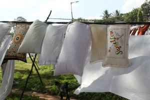washerman's village, india